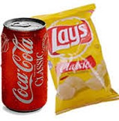 Chips and Sodas!