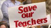 Save Our Teacher!