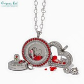 Fully stocked in RED stardust! Every locket must have stardust!