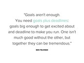 Why Its Hard For Teenagers to Make Goals