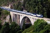 Seymour Train System