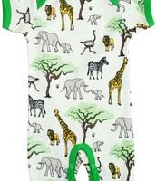 Africa Summer Suit