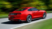 To drive a Ford Mustang GT