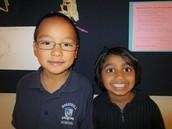 First Grade Representatives