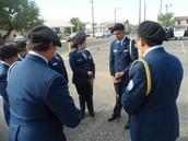 Saber Team Briefing