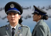 Female Police Force