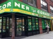 The Sprite Corner
