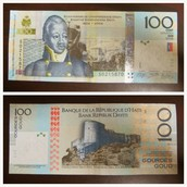 100 Gourde Bill