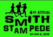 Smith Stampede Spirit Days
