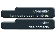inviter des contacts