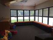 Class reading area