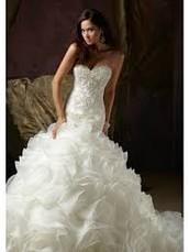 Lleuvo esta vestido en mi dia de boda.