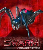 Project Venom...Book 2 of the SWARM series
