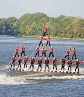 Come learn more about the LSL waterski club!