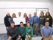Frost PTSA donates $1500 to help create Maker Space