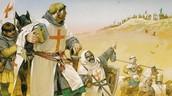 1ª cruzada 1096-1099
