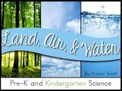 Water , Land And Air