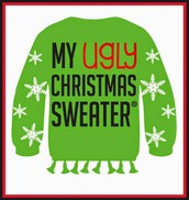 District Ugly Sweater Contest & Staff Mixer