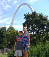Road Trip To The Gateway Arch