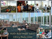 School Library Month Advocacy
