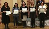 VAA & SGS Student Support Scholarship Recipients