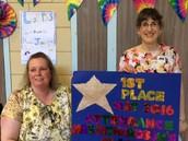 1st Grade Attendance Award