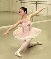 Cuando yo era joven bailaba el ballet.