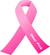PINK OUT!  RRES 2nd Graders are turning it PINK for a Cure for Cancer on Wednesday, October 19th!