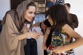 Angelina Changing the World