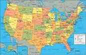 Final map of the united states