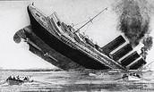 Lusitania Down