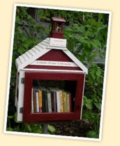 Join us to create our own Little Free Library