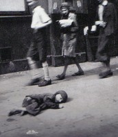 Dead Child In The Street.