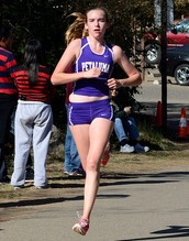 Parratt Runs Well at State