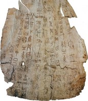 Oracle Bone (used for fortune telling)
