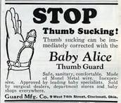 Thumb Sucking Annoying?