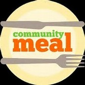 Project Outreach Monthly Meal  Community Dinner,  Sunday, March 20th: