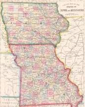 Missouri and Iowa