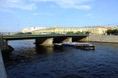 Semyonovsky bridge