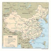 Territories and Travel in Eastern Asia
