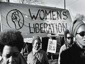 Women's Liberation Protestors