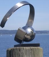 Create a sculpture