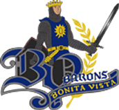 Bonita Vista High School, home of the MIGHTY BARONS!