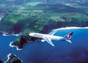 Hawaii plane