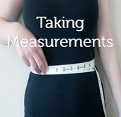 Costume Measurements!
