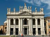 Basilica of St John Lateran, rome