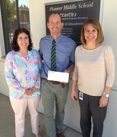 Pacific Life Donation
