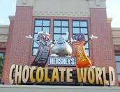 This is Chocolate World