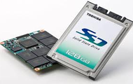 A SSD card