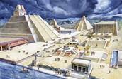 Precolonial City: Tenochititlán